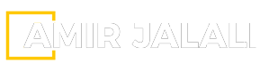Amir Jalali Official Website Retina Logo